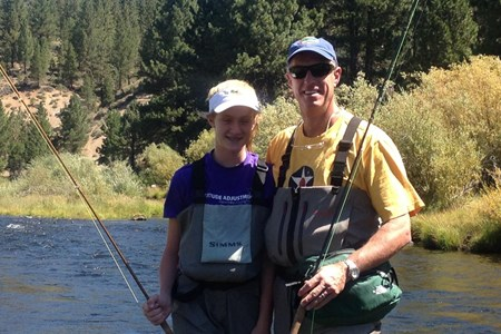 Kern River Fishing Report, California