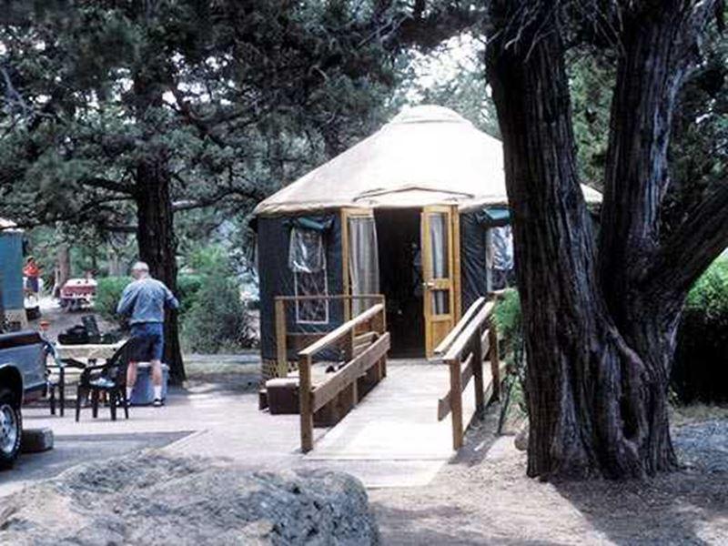 Tumalo State Park Fishing Access Site - Bend, Oregon
