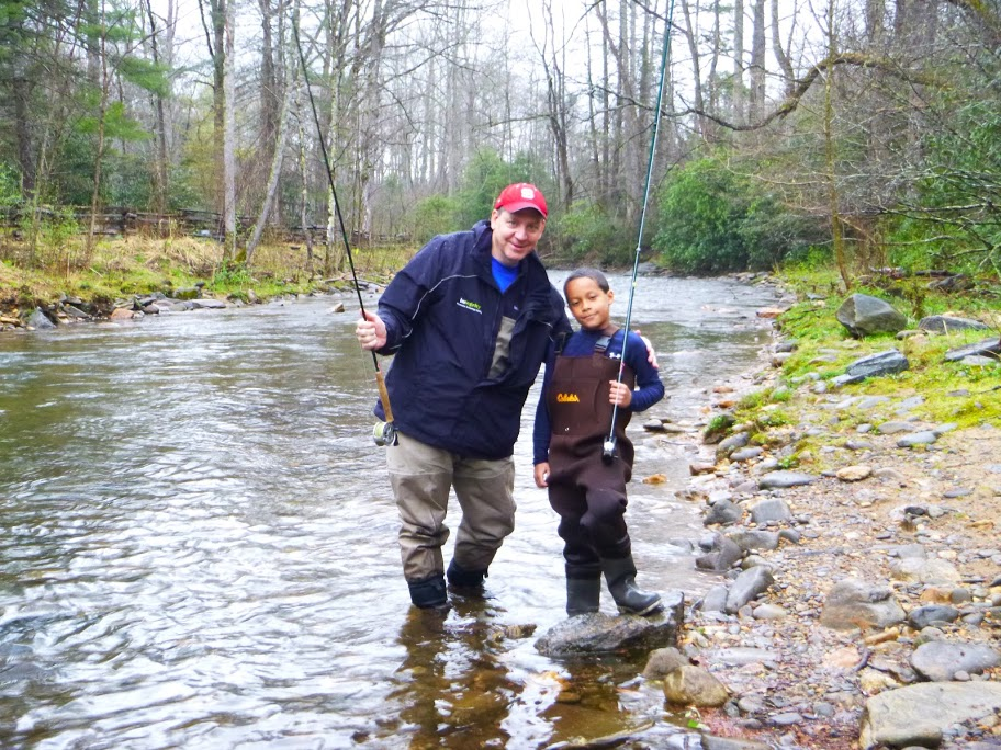 Tuckaseegee River Float Trip with Curtis Wright Outfitters