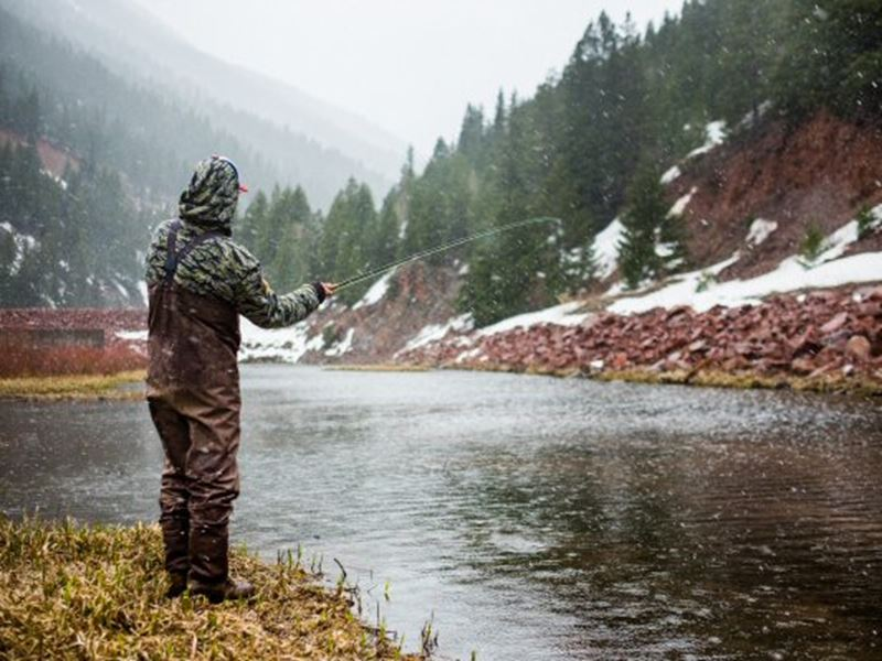 Roaring Fork River Wade Trip with Frying Pan Anglers