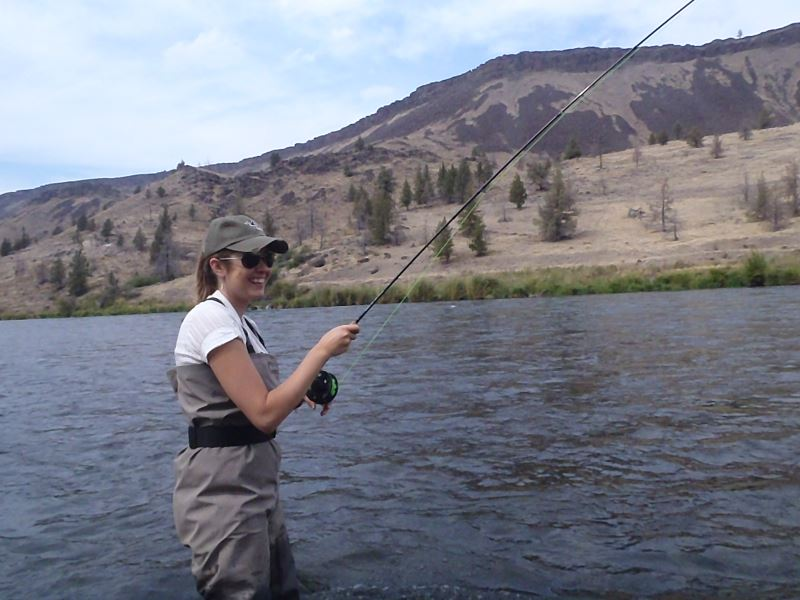 Deschutes River Float Trip with River's Bend Fly Fishing Guides