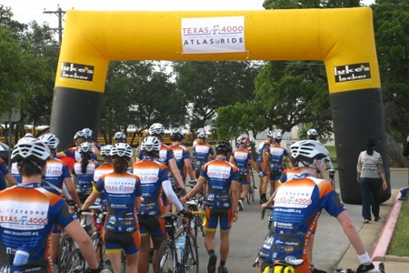 Bike Austin Charity Rides
