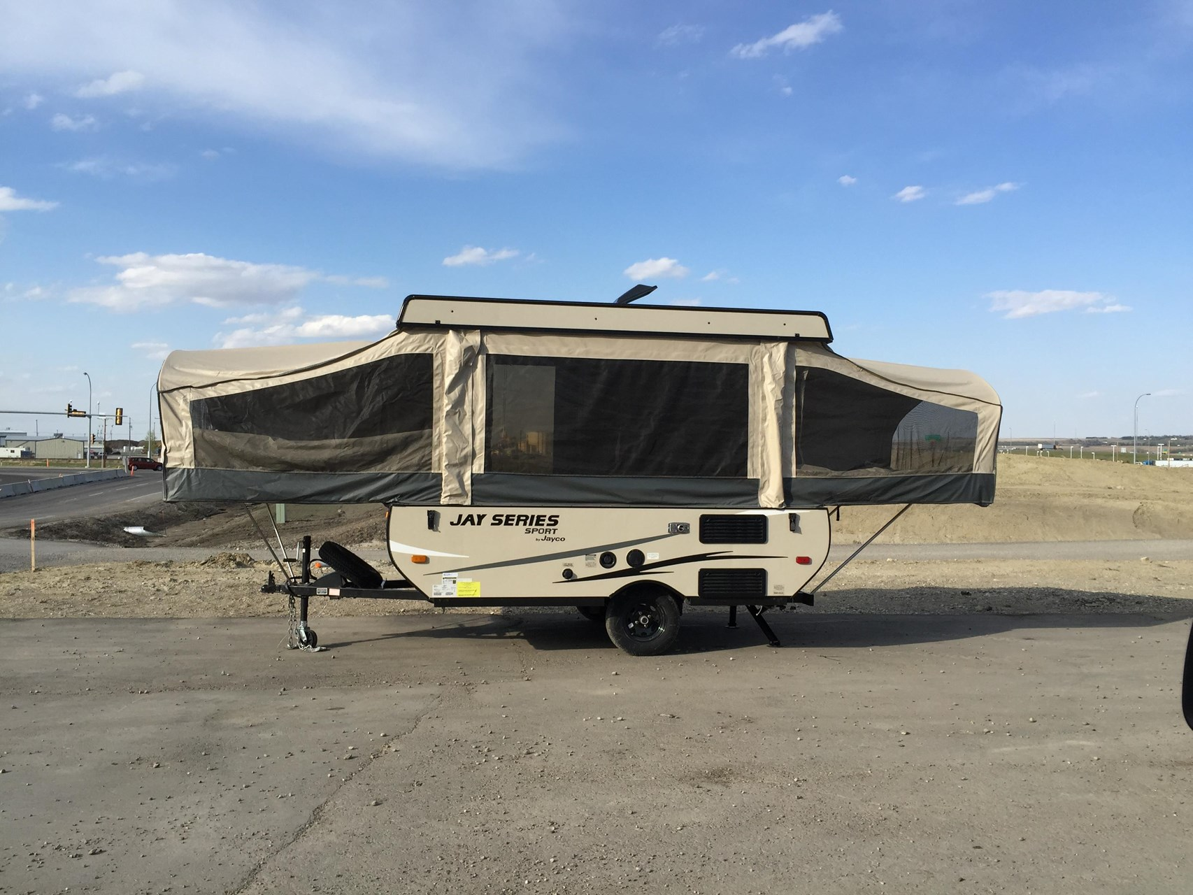 Jayco Tent Trailer - Get out & enjoy some camping!