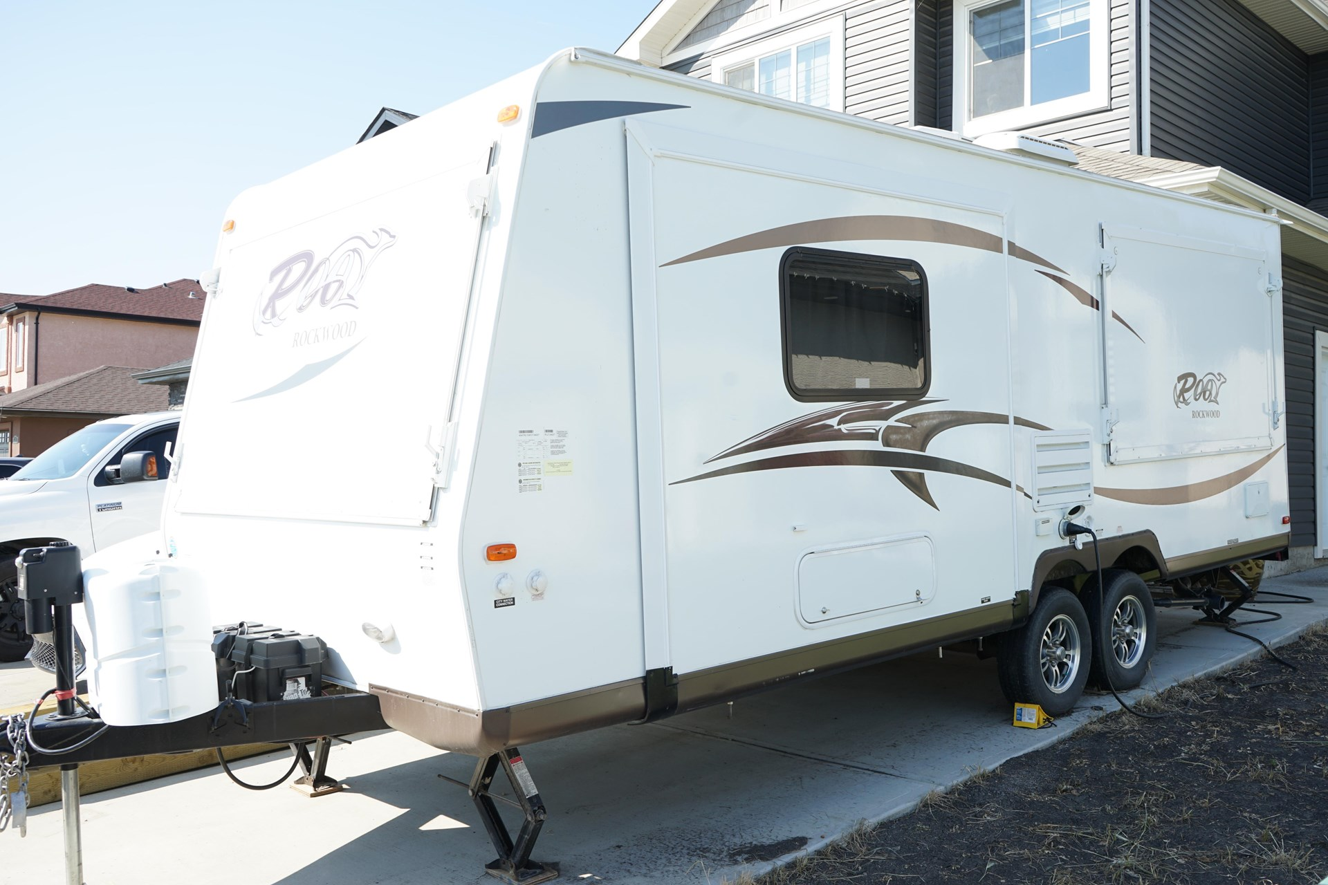 Rockwood Roo 233S Hybrid Travel Trailer - Edmonton, Alberta