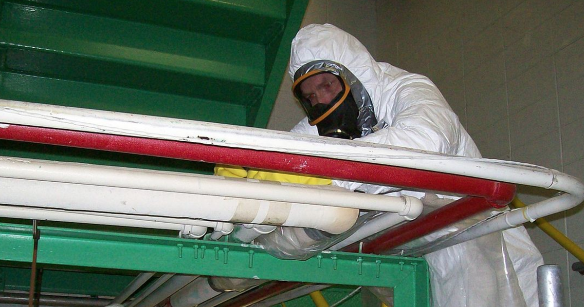 Alberta Occupational Health And Safety For The Asbestos -3283