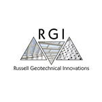 Russell Geotechnical Innovations (RGI) Logo