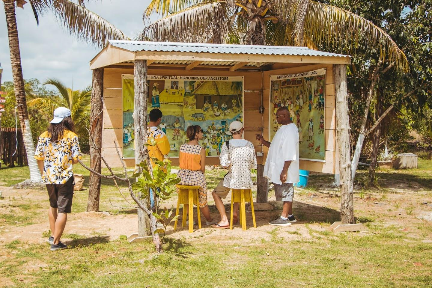 The Journey and History of the Garifuna