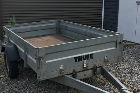 utility trailer rentals in Alberta