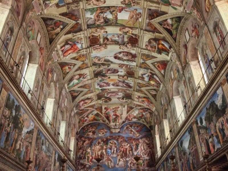 immersive vatican museums sistine chapel st peter s basilica