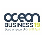 Ocean Business 2019 Exhibition & Conference Logo