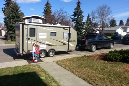 conventional rv travel trailers in Alberta - 10