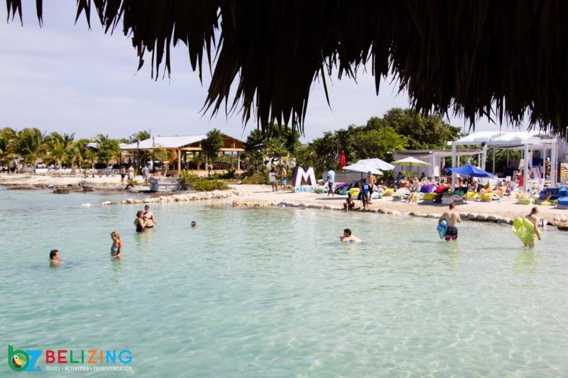 Travel Belize for Summer - Secret Beach, Ambergris Caye