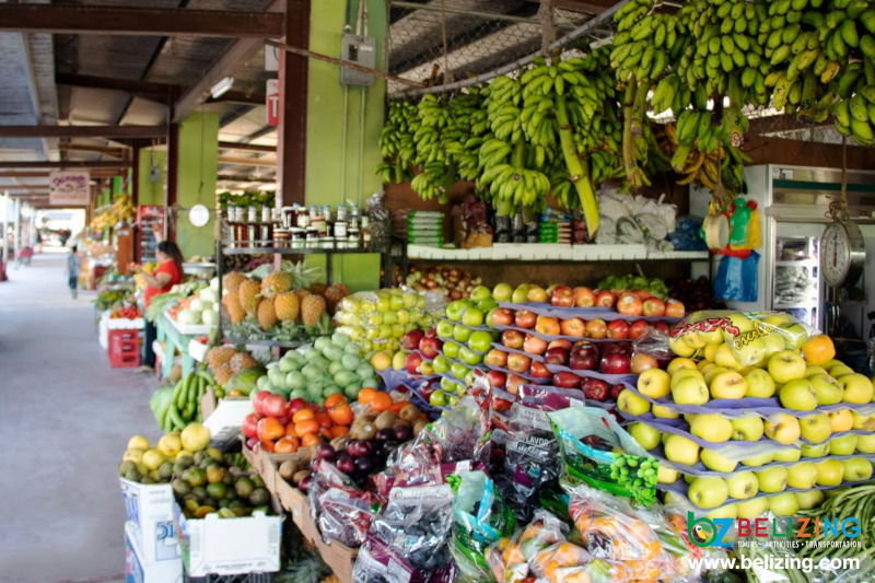 Travel Belize for Summer - San Ignacio Market