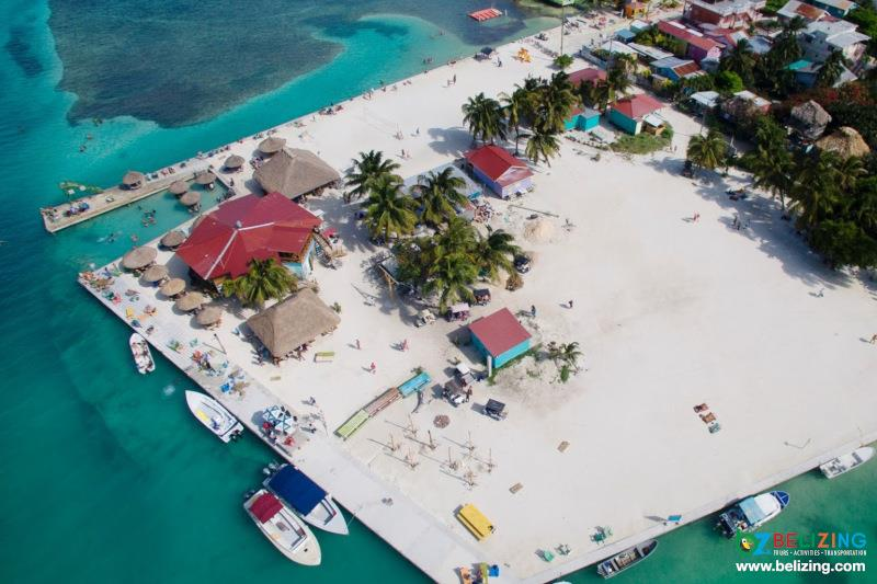 Caye Caulker Travel Guide - The Split