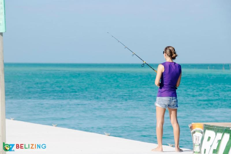 Caye Caulker Travel Guide - Fishing