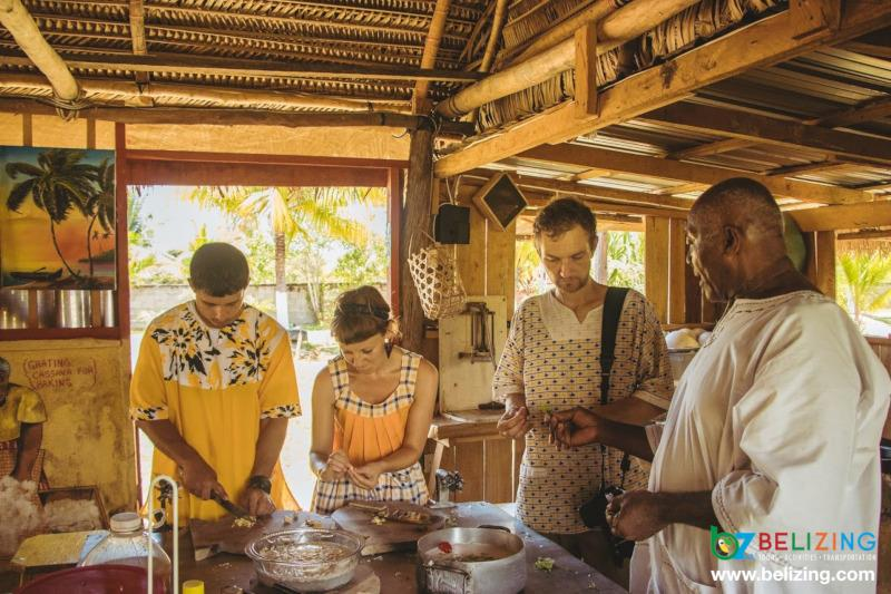 Hopkins Travel Guide - Garifuna Cultural Tour