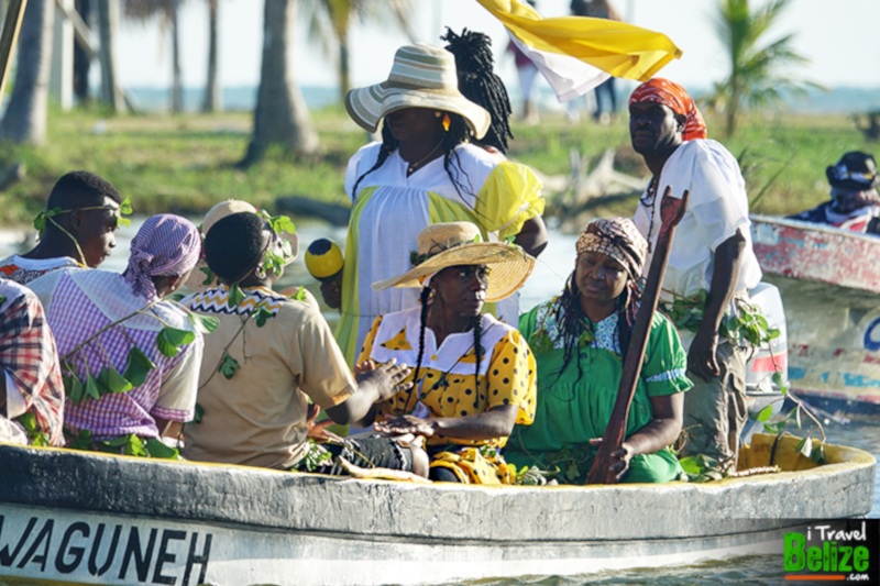 Garifuna Settlement Day, Belize - Photo Cred: iTravel Belize