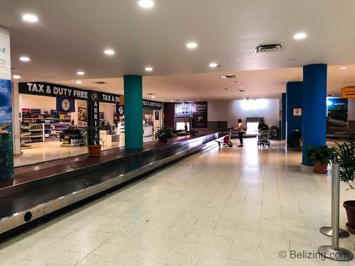 Belize Airport Baggage Claim