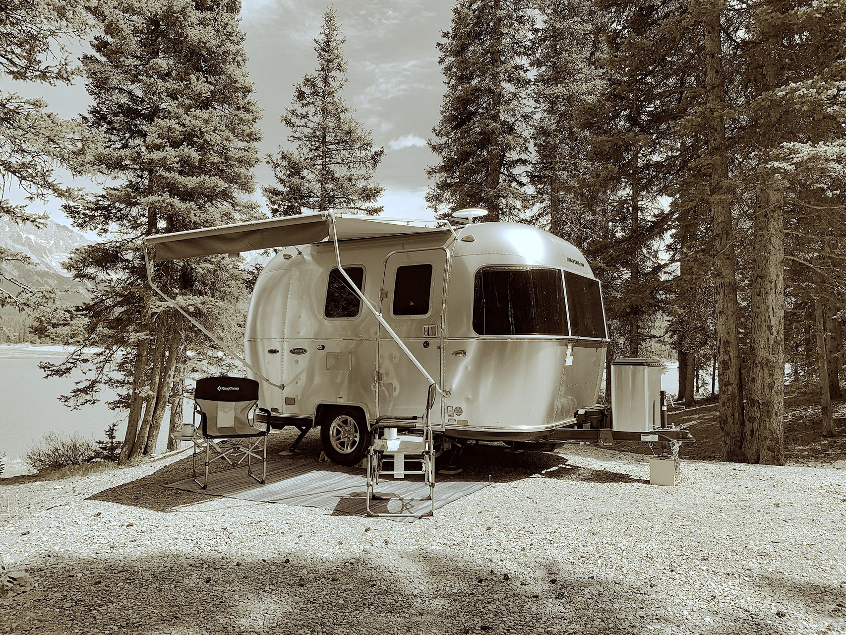 Trailers For Sale Calgary >> A Beautiful 2019 Airstream Bambi Sport 16rb Suv Towable