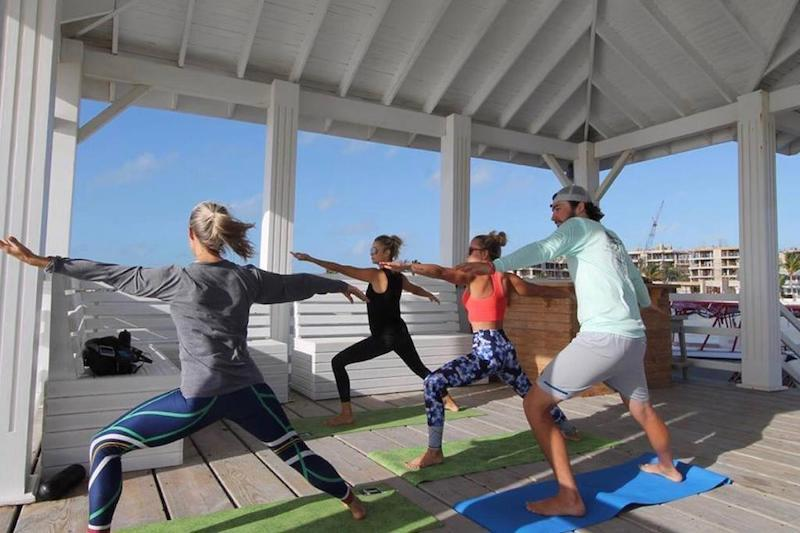 Summer at Banyan Bay - Yoga and Pilates