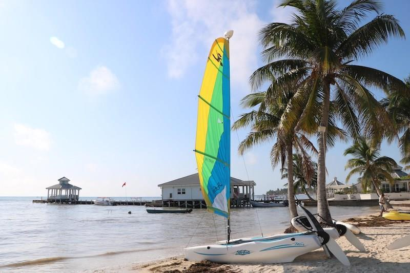 Summer at Banyan Bay - Belize Sailing