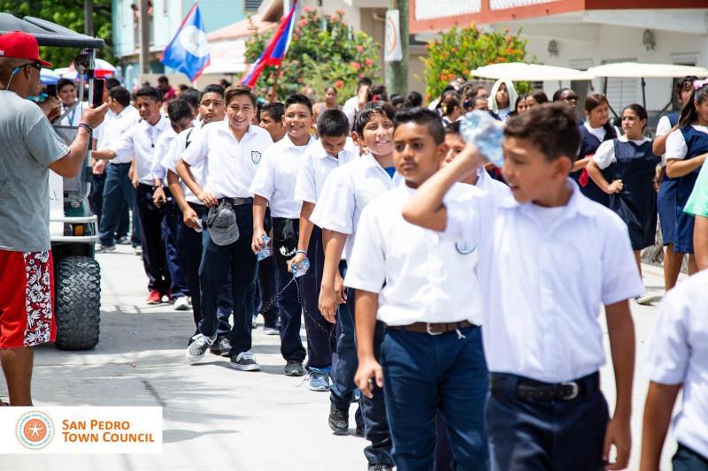 September Celebrations in San Pedro