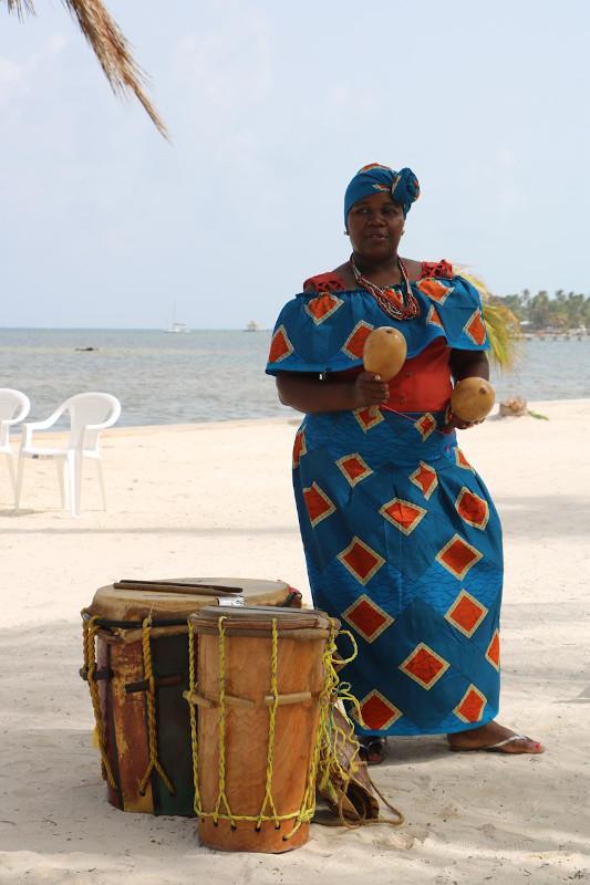 November in Belize - Garifuna Culture in Belize