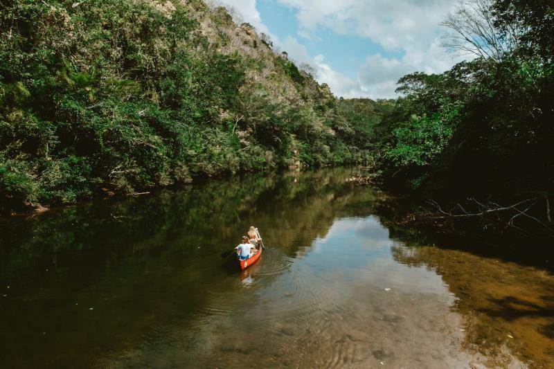 Macal River Kayaking