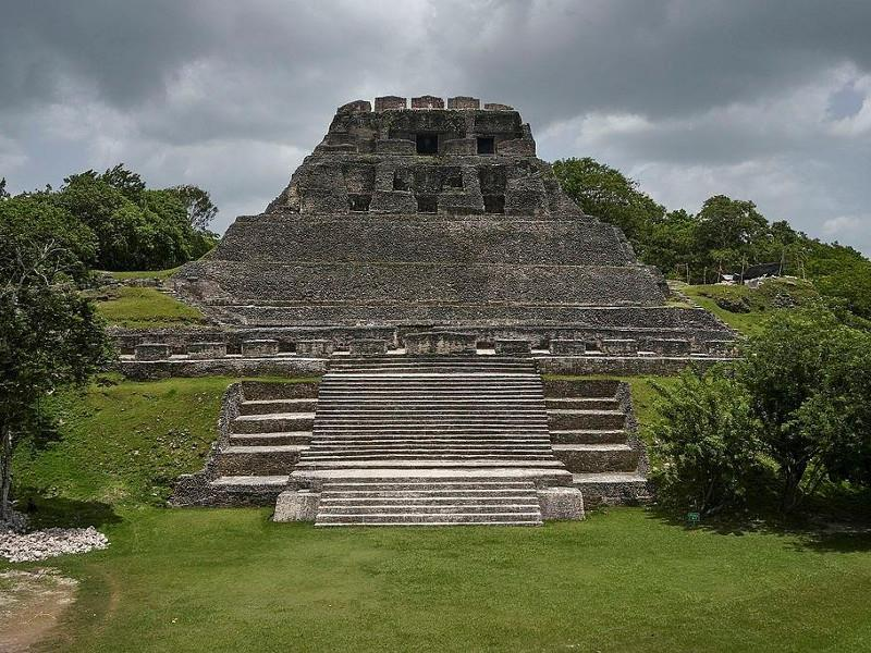 A Weekend in Belize - Archaeological Sites